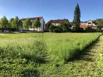 In grüner Umgebung - Baugrundstück in