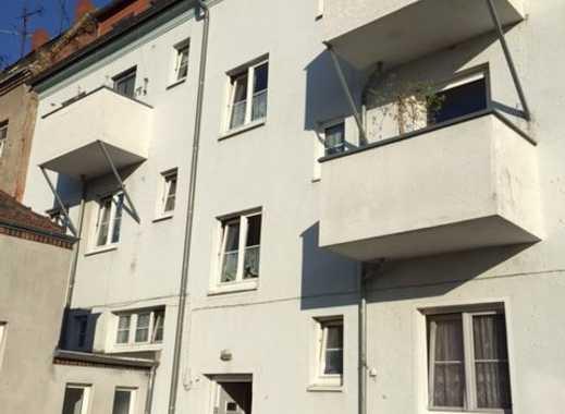 4 RW in Taucha mit Balkon - Leipziger Straße 78