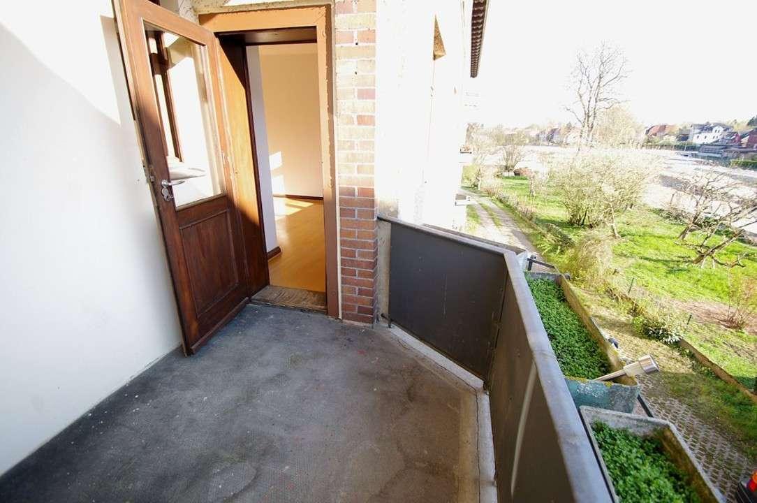 +++RESERVIERT+++Gemütliche, helle 2-Zimmer-Altbau-Wohnung mit Loggia im Stadtgebiet von Coburg in Coburg-Zentrum (Coburg)