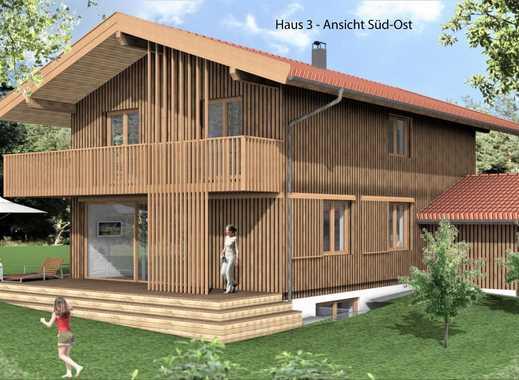EFH-NEUBAU KfW55 in ökologischer Holzbauweise