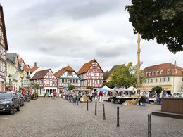 Marktplatz Seligenstadt