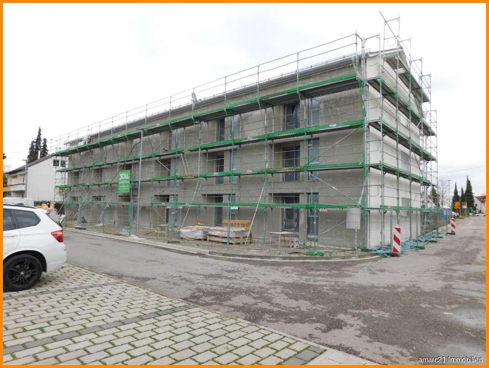 Für gewerbliche Zwischenmieter und Unternehmen : 8 Appartements (Erstbezug) zur Weitervermietung - a in Oberhausen (Augsburg)