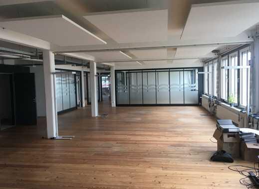 Loftbüro in der Überseestadt
