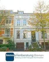 Gehobene Maisonettewohnung in Schwachhausen mit