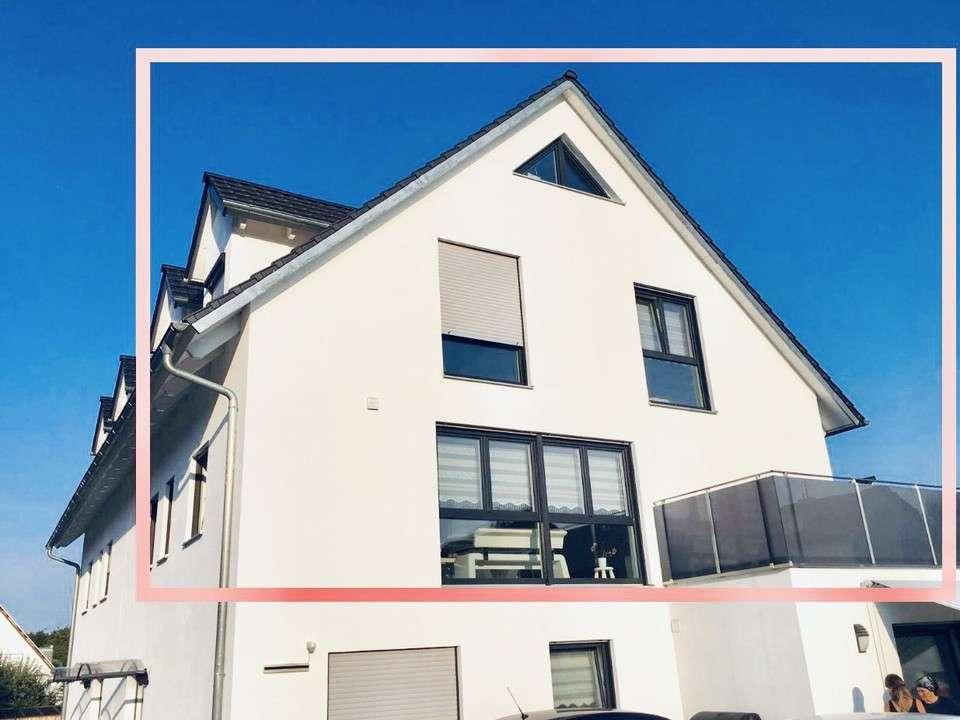 BJ 2016 Maisonettewohnung mit 5ZKB, 140qm, Dachterrasse! in Bergheim (Augsburg)