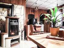 Wochenendhaus mit Sauna in idyllischer