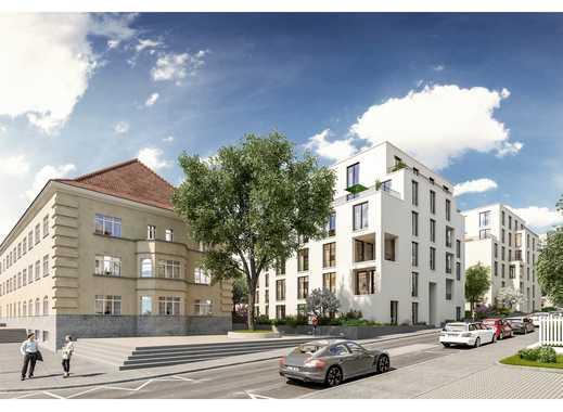 Attraktiv wohnen in Stuttgart! Erstklassige 4-Zimmer-Wohnung auf ca. 107 m² mit Terrasse und Loggia