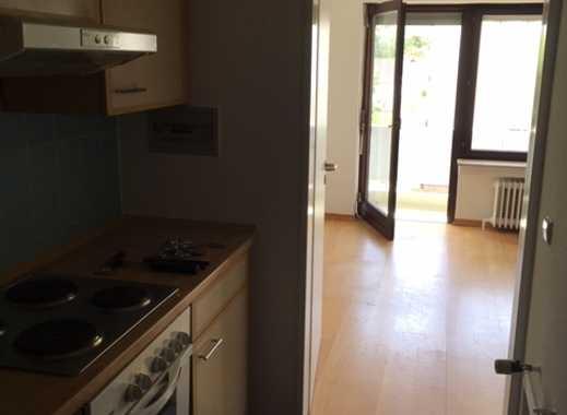 Schönes 1 ZKB-Appartement in Saarbrücken zwischen Uni und City