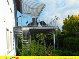4 Part. H. m. Balkon +Terrasse