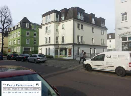 Laden mit Schaufensterfront, Lager / Werkstatt, Büros, WC und 2x SP in belebter Straße in 01159 DD
