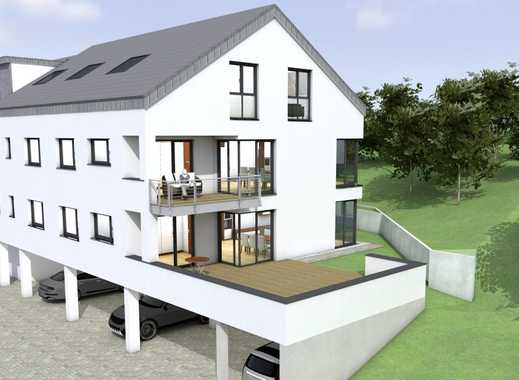 Neubau-ETW mit Blick über Bielefeld - WHG3