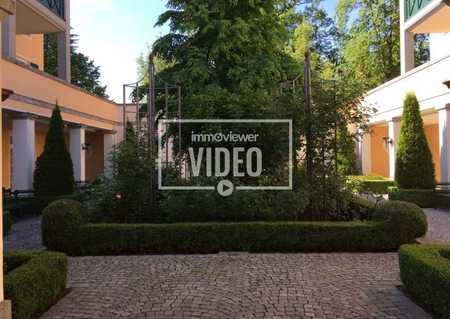Elegante, luxuriös ausgestattete Wohnung - kpl. möbliert - in herrlicher Lage direkt am Kurpark! in Bad Wörishofen