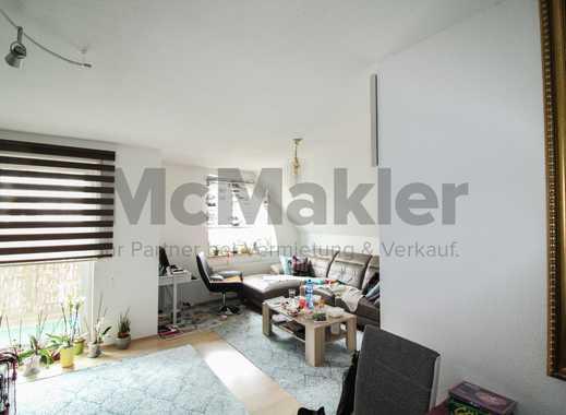 Zentral, gepflegt und mit Balkon: 2-Zi.-ETW als Kapitalanlage oder Eigenheim