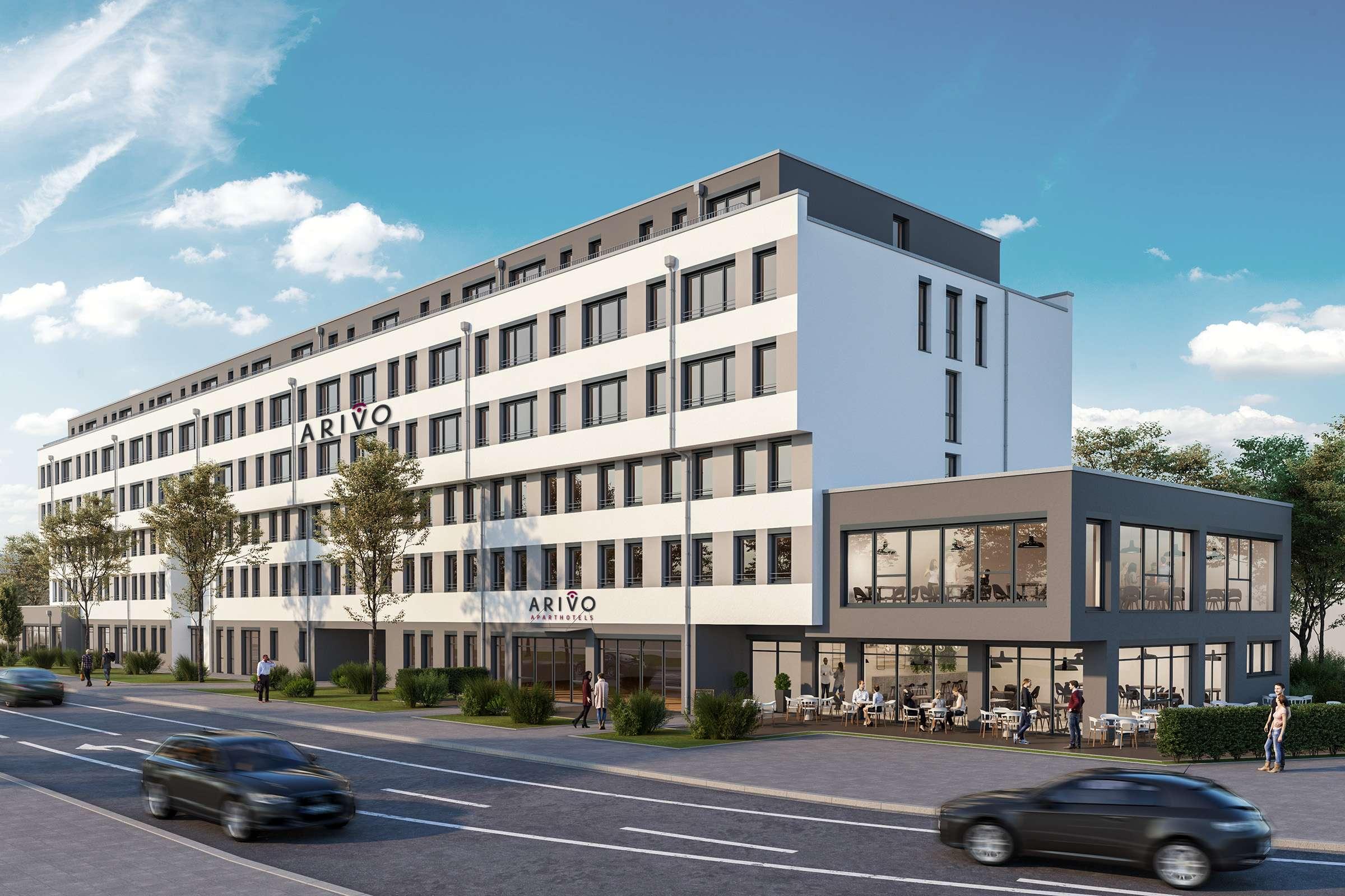 Neueröffnung 04/2019 ARIVO Aparthotel mit Serviced Apartments in Forchheim (Forchheim)