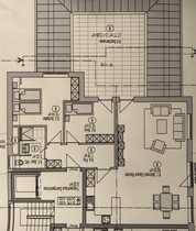 3-Zimmer-Dachgeschoßwohnung mit traumhafter Südterrasse