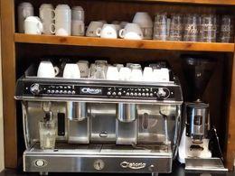 Kaffeemaschine Bar