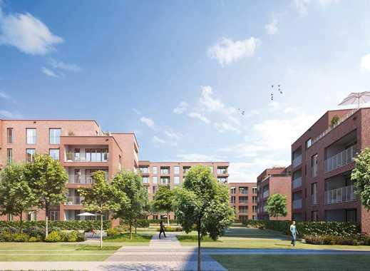 Inmitten des urbanen Treibens! 2-Zimmer-Wohnung mit toller 22 m² großer Dachterrasse