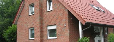 Helle vier Zimmer Wohnung in Minden-Lübbecke (Kreis), Lübbecke