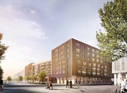 Helle 4-Zimmer-Wohnung mit durchdachtem Wohnkomfort und 2 Loggien im Herzen der Stadt