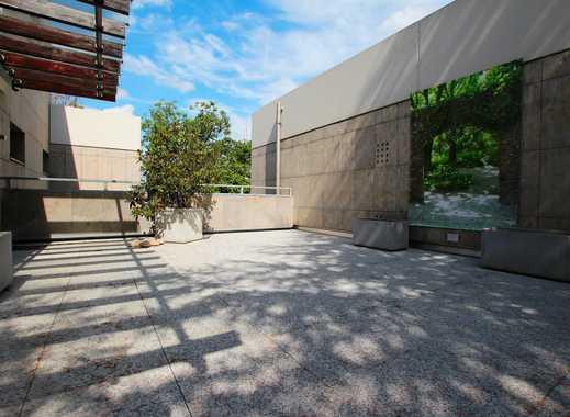 Penthousewohnung mit großer Dachterasse in Ffm.-Diplomatenviertel