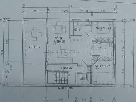 3-Zimmer-Neubau-Wohnung in Elchingen zum Erstbezug in Elchingen