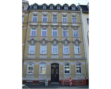 schöne 2-Zimmer-Singlewohnung in Plauen