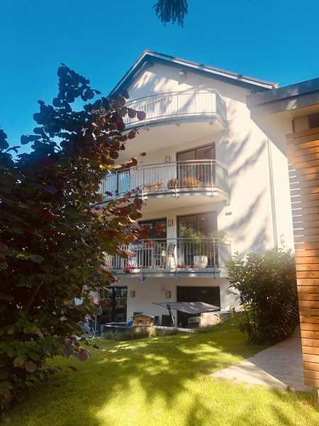 Großzügige 3-Zimmer-Wohnung mit Balkon in Freising in Freising
