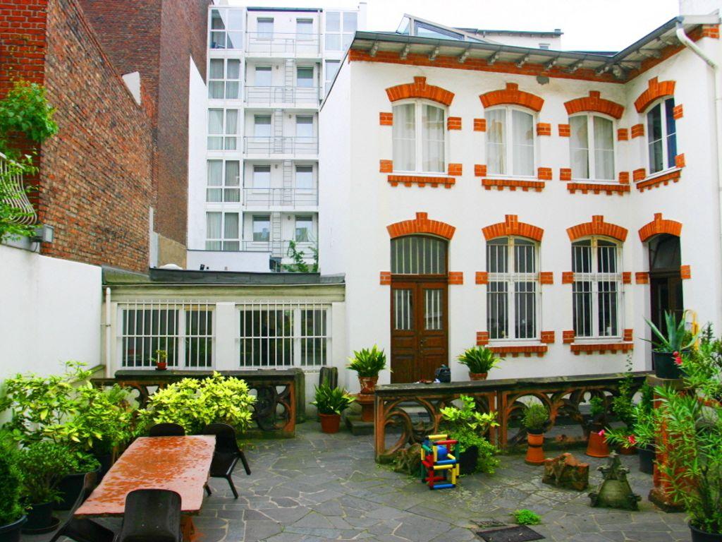 Mietergarten