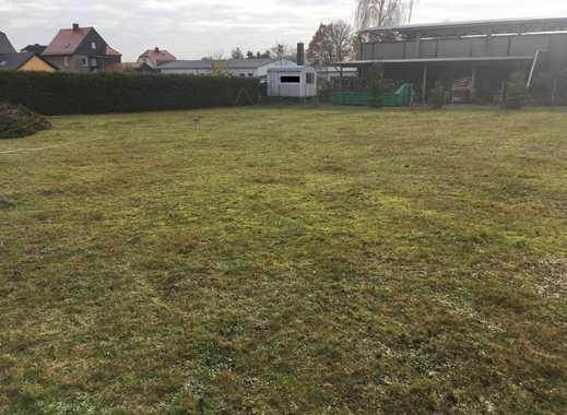 Großes Grundstück mit Scheune zu verkaufen in Dresden Weixdorf