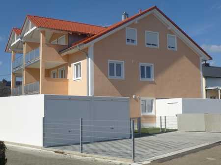 Helle freundliche 3 ZKB im Dachgeschoss mit großem Balkon in Kösching