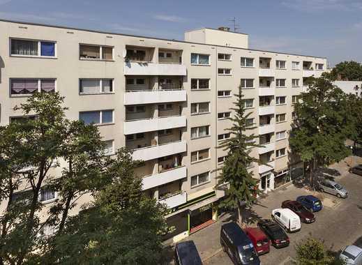 2- Zimmerwohnung mit Balkon wartet auf ihren Erstbezug nach umfangreicher Modernisierung