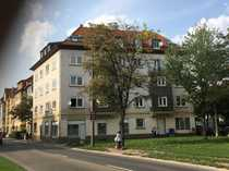 zentral in Erfurt mit umlaufender