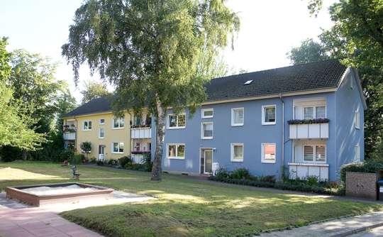 hwg - Kleine Erdgeschosswohnung zu vermieten!