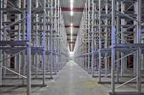 Logistikimmobilie für 6800 Palettenplätzen für