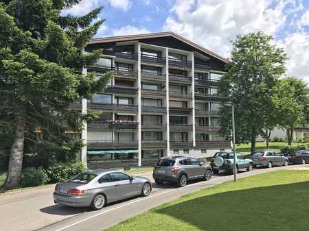 3 Zimmer-Wohnung, ab sofort zur Verfügung! in zentraler Wohnlage mit Blick in die Berge! in Oberstaufen