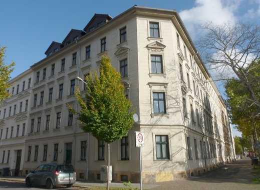 Neu renoviert & zentrumsnah - sehr großzügige 3-RW in Eutritzsch - TLB mit Wanne & Dusche