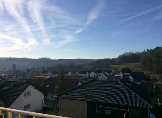 Charmante 2-ZKB mit Panoramablick über Bechhofen