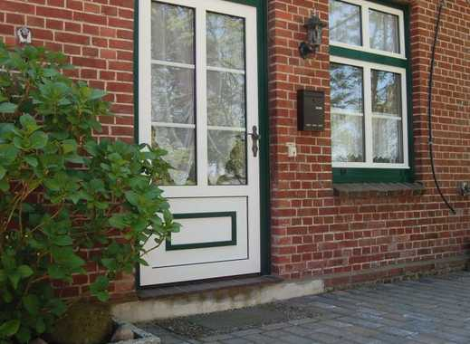 Gepflegte 2 Zimmer-Erdgeschoss-Wohnung bei Wöhrden, Kreis Dithmarschen