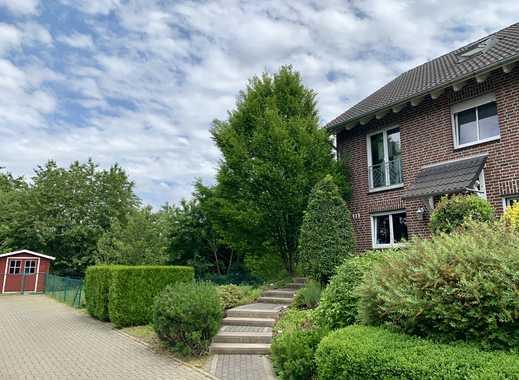 Familienfreundliche Doppelhaushälfte in Düsseldorf Einbrungen !