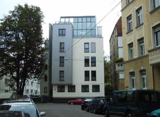 Provisionsfrei vom Vermieter **4 Zimmer DG-Maisonettewohnung mit Dachterrassen**