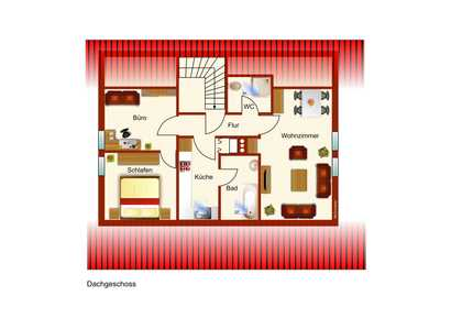 Wohnung Kraftisried