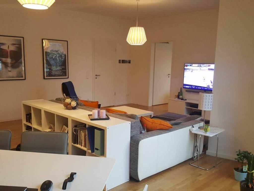 Stilvolle, gepflegte 2-Zimmer-Wohnung mit Balkon und Einbauküche in ...