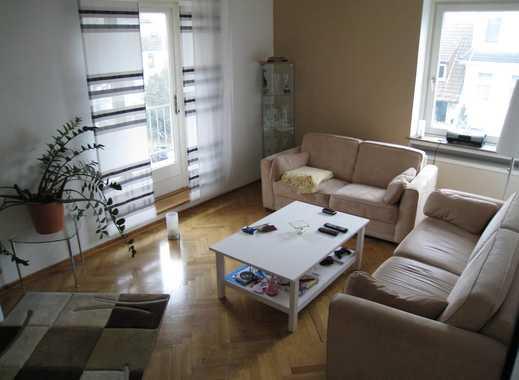 Sanierte, großzügige und gepflegte 85m² Wohnung am Barkhof mit Garage