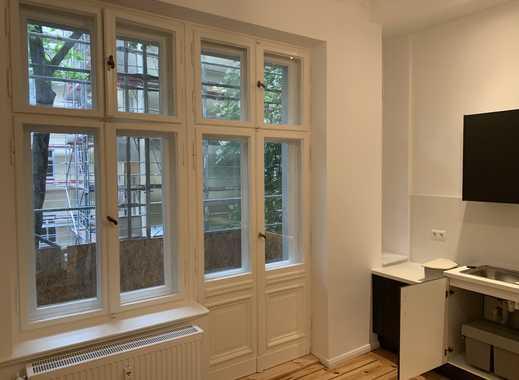 Exklusive, geräumige 1-Zimmer-Wohnung in Charlottenburg, Berlin