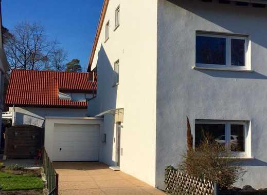 Modernisierte 3-Zimmer-Erdgeschosswohnung mit Terrasse + Garten in Sandhausen