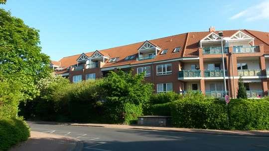 Schöne 3-Zimmer Wohnung mit Balkon in Gehrden, Vivaldistraße 5