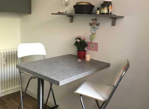 Stilvolle 2-Zimmer-Wohnung mit Balkon und Einbauküche in Iserbrook, Hamburg