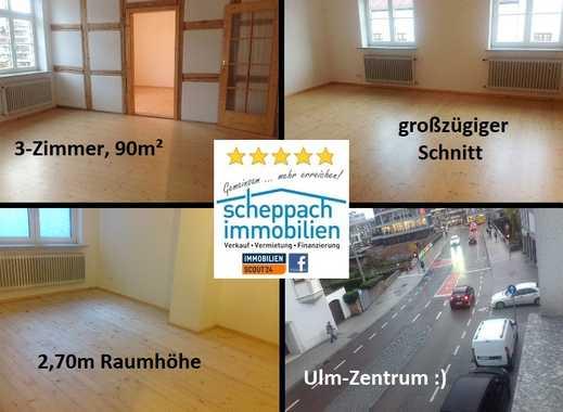 """Ulm... """"Stadtmittiger"""" gehts kaum :)!"""