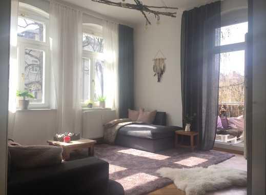 Schöne helle, möb.Wohnung im grünen Villenvier Striesen/Blasewitz 1,6 km vom Blauen Wunder entfernt.