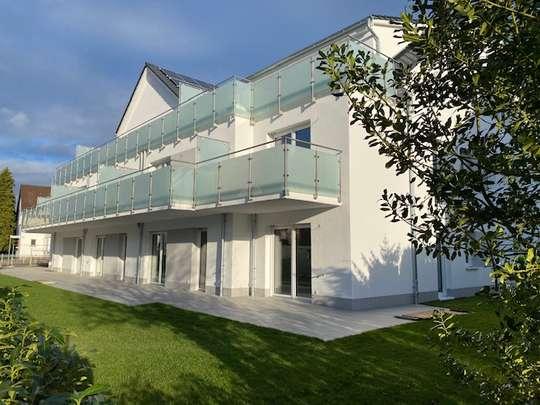 Erstbezug: Tolle 2-Zimmer-Neubau-Wohnung mit Einbauküche und Balkon in Weetzen